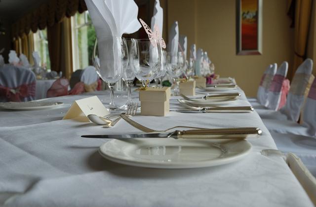 weselny stół