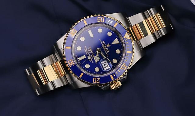rolex zegarek