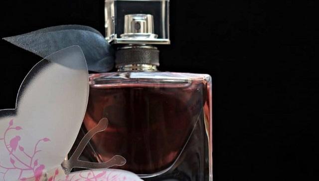 flakon z z perfumami