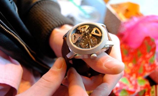 zegarek na Gwiazdkę