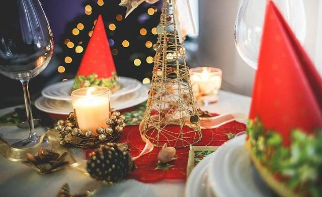 zastawa świąteczna