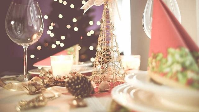 świąteczna kolacja