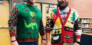 śmieszne swetry