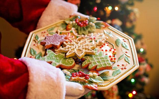 ciasteczka na święta