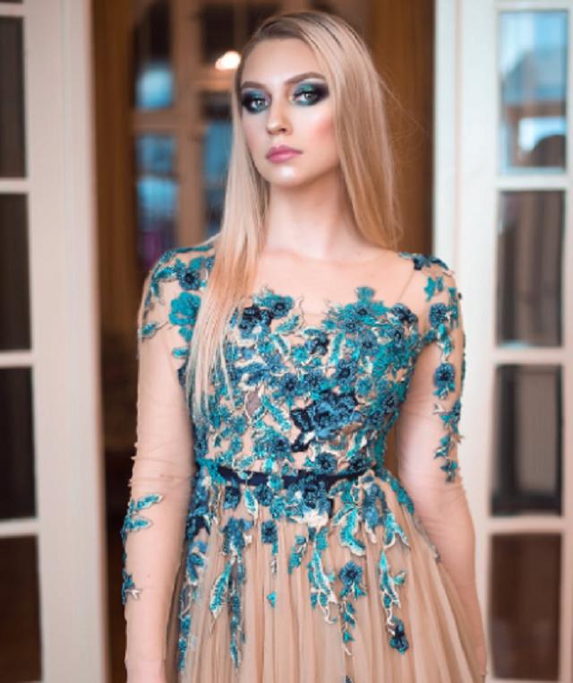 strojna suknia