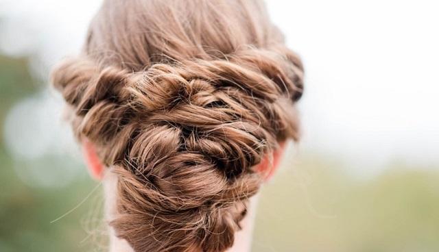 upięte włosy na ślub