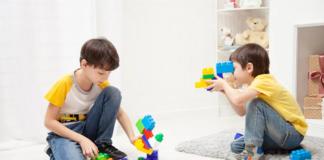 zabawy dla przedszkolaka w domu