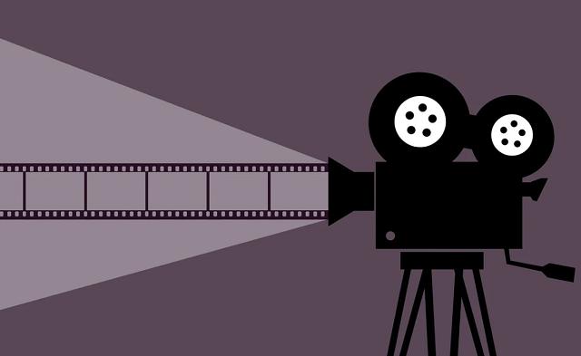 kamera i taśma filmowa