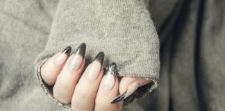 manicure hybrydowy w ciąży