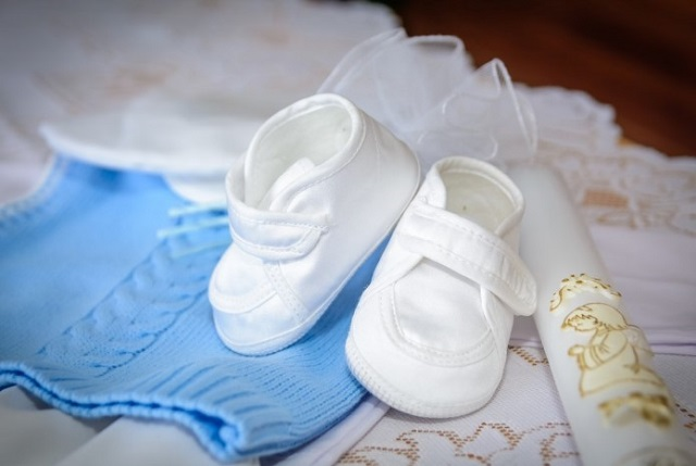 9. co kupić na chrzest dla chłopczyka