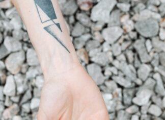 minimalistyczne tatuaże