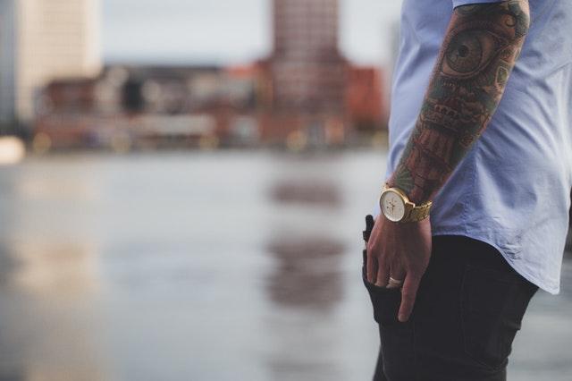 modne tatuaże męskie