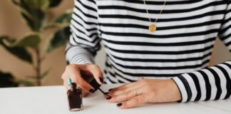 modne wzory paznokci