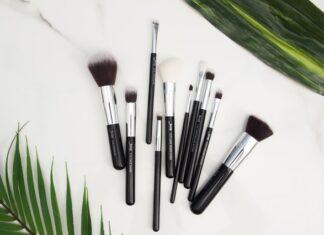 Jak myć pędzle do makijażu