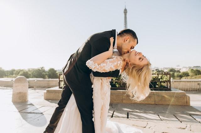 Wesele w stylu romantycznym
