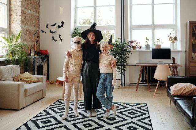zabawy na halloween