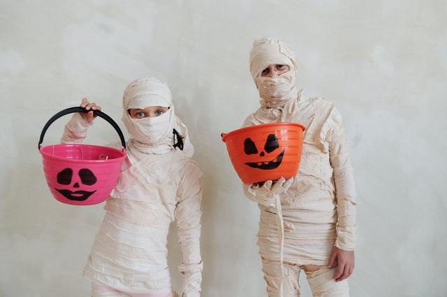 przebranie na Halloween dla chłopca