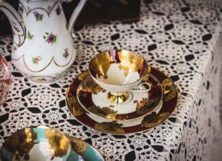 Jak czyścić porcelanę