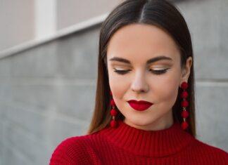 makijaż na Wigilię 2020