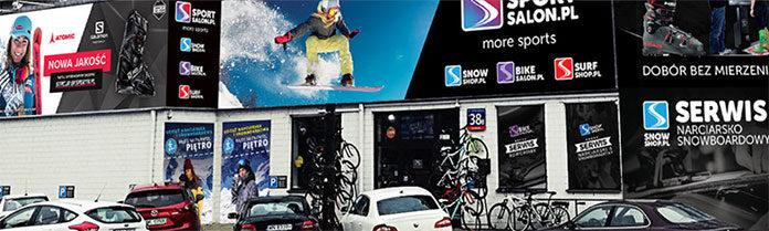 SnowShop.pl - najlepszy sklep narciarski w Warszawie