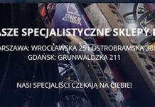 Czym zachęca nas sklep rowerowy Warszawa BikeSalon do odwiedzin