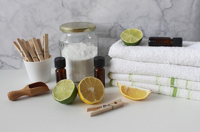 Soda oczyszczona do prania