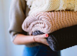 Ubrania do chodzenia po domu
