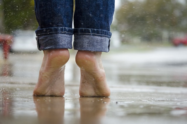 sposób na miękkie stopy