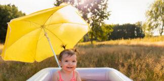 Baseny i zabawki do wody dla dzieci w różnym wieku