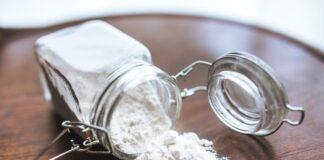 Mąka ziemniaczana na włosy